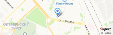 Бизнес-Оценка на карте Архангельска