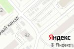 Схема проезда до компании Автолэнд в Архангельске