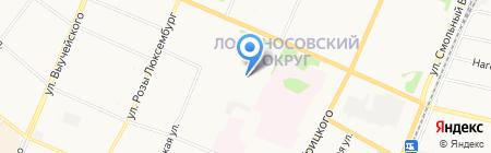 Архангельская Областная Клиническая Офтальмологическая Больница на карте Архангельска