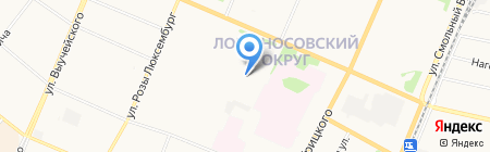 Травмпункт на карте Архангельска