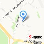 Seven Elephants на карте Архангельска