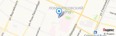 Офтальмологическая Лазерная Клиника на карте Архангельска