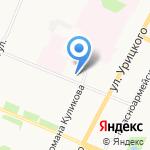 Центр гигиены и эпидемиологии в Архангельской области на карте Архангельска