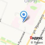 Автоматика-Вектор на карте Архангельска