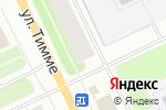 Схема проезда до компании Архангельская городская клиническая поликлиника №1 в Архангельске