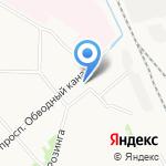 АвтоВыбор на карте Архангельска