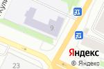Схема проезда до компании Гимназия №21 в Архангельске