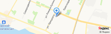 Sambuca Bar на карте Архангельска