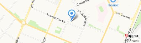 Архивный отдел Хозяйственная служба мэрии на карте Архангельска