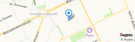 Центр технического творчества и досуга школьников на карте Архангельска