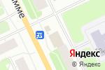Схема проезда до компании Роспечать в Архангельске