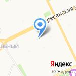 Букмекерская контора на карте Архангельска