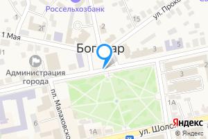 Сдается однокомнатная квартира в Богучаре пл. Ленина