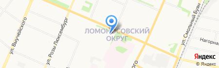 Радость на карте Архангельска