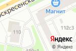 Схема проезда до компании Банкомат, Минбанк, ПАО в Архангельске