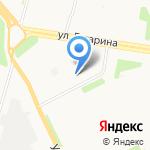 Архангельская аудиторская компания на карте Архангельска