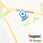 Amelia Color на карте Архангельска
