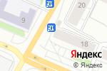 Схема проезда до компании Кошелек в Архангельске