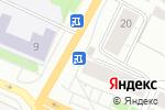 Схема проезда до компании ДЕНЬГИ YESть в Архангельске