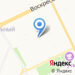 Средняя школа №17 на карте Архангельска