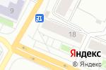 Схема проезда до компании Сеть магазинов радиотоваров и электротехники в Архангельске
