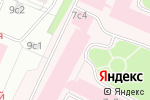 Схема проезда до компании Областная детская клиническая больница им. П.Г. Выжлецова в Архангельске