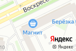 Схема проезда до компании Силуэт в Архангельске