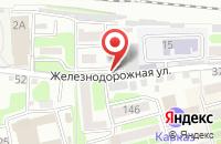 Схема проезда до компании Грин Лэнд в Кропоткине