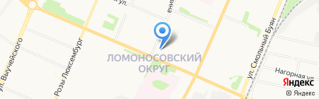 Мастер на все руки на карте Архангельска