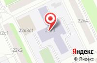 Схема проезда до компании Гимназия №24 в Архангельске
