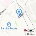 Авто Мастер Архангельск на карте Архангельска
