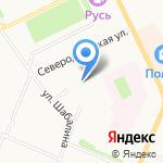 Пожэксперт на карте Архангельска