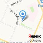 Почтовое отделение №60 на карте Архангельска