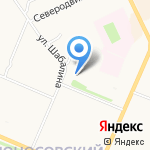 Мемориал плюс на карте Архангельска