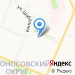 Оазис на карте Архангельска