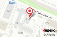 Схема проезда до компании Эксперт - Авто в Архангельске