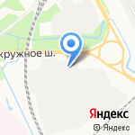 Комплексное Снабжение Севера на карте Архангельска