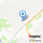Эвалон на карте Архангельска
