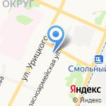 Kaleva на карте Архангельска