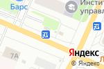 Схема проезда до компании Киоск по продаже хлебобулочных изделий в Архангельске
