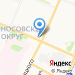 Система на карте Архангельска