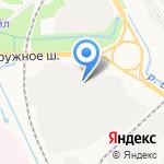 Лонмади-Санкт-Петербург на карте Архангельска