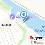 ENSO Архангельск на карте Архангельска