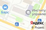 Схема проезда до компании 2Line в Архангельске