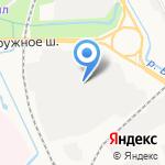ТурбоРус на карте Архангельска