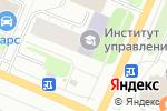 Схема проезда до компании Институт управления в Архангельске