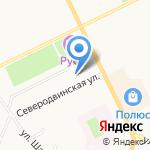 Архитектура и Дизайн на карте Архангельска