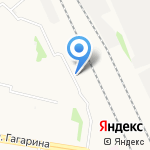 Оптимум-КМ на карте Архангельска