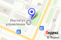 Схема проезда до компании ТФ ОКНА ЛАЙН в Архангельске