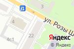 Схема проезда до компании Maestro в Архангельске
